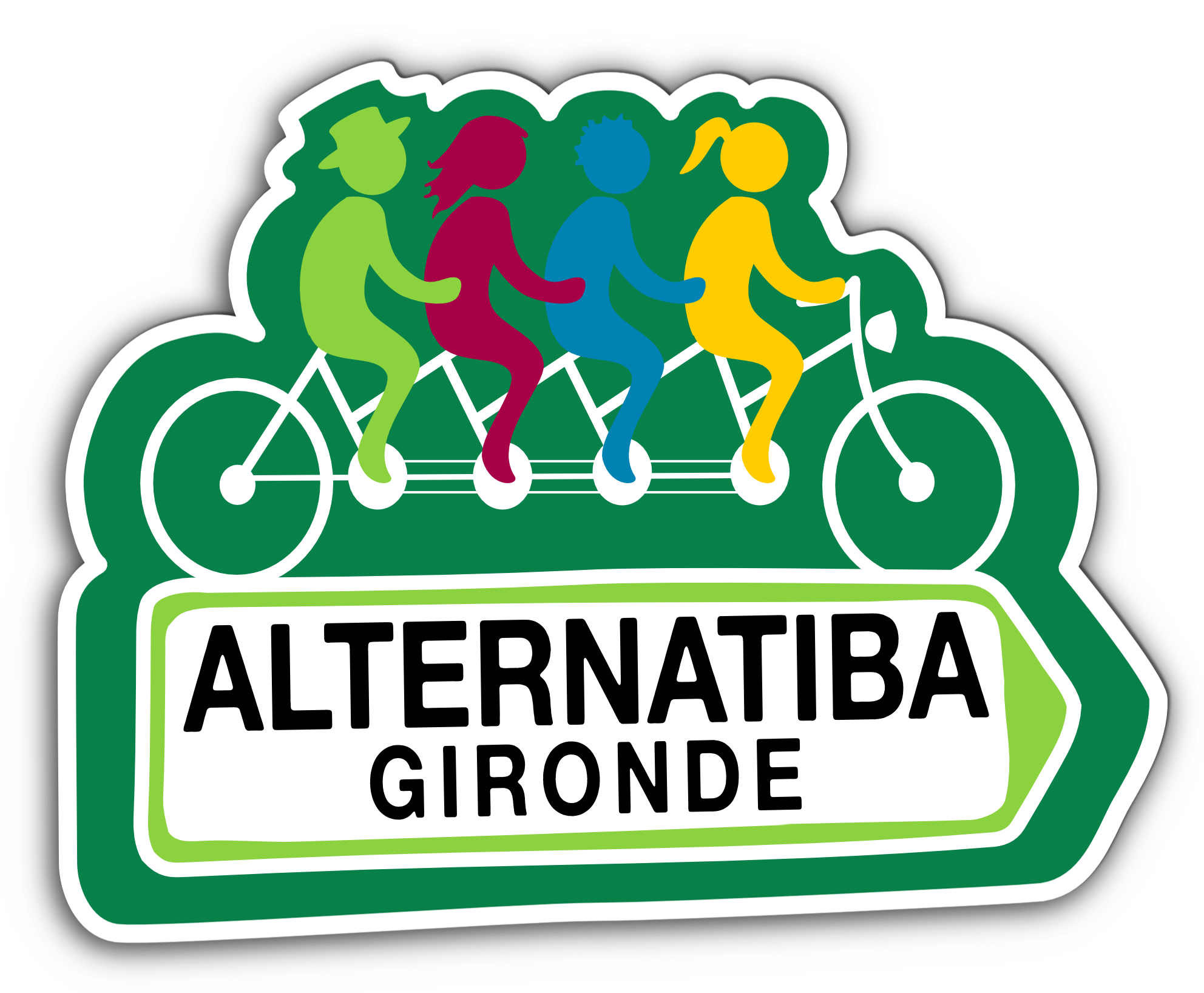 logo Alternatiba Gironde