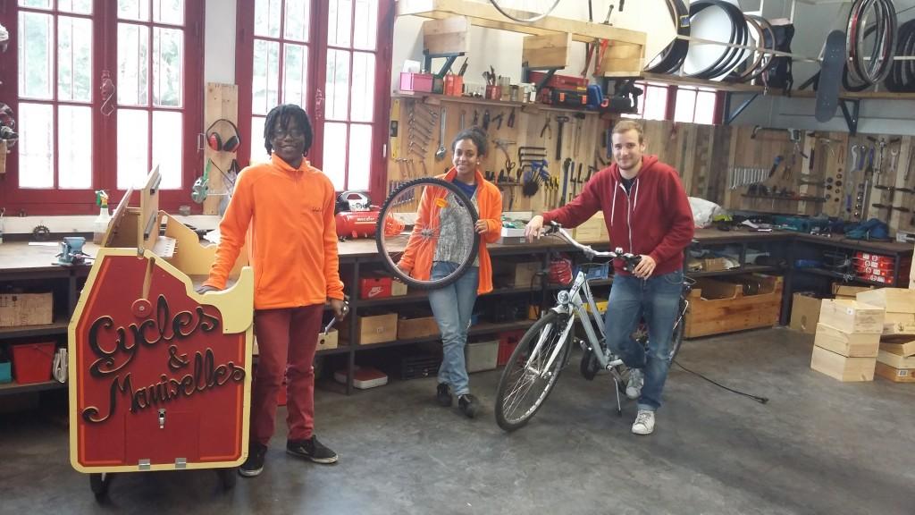 Ambassadeurs du vélo