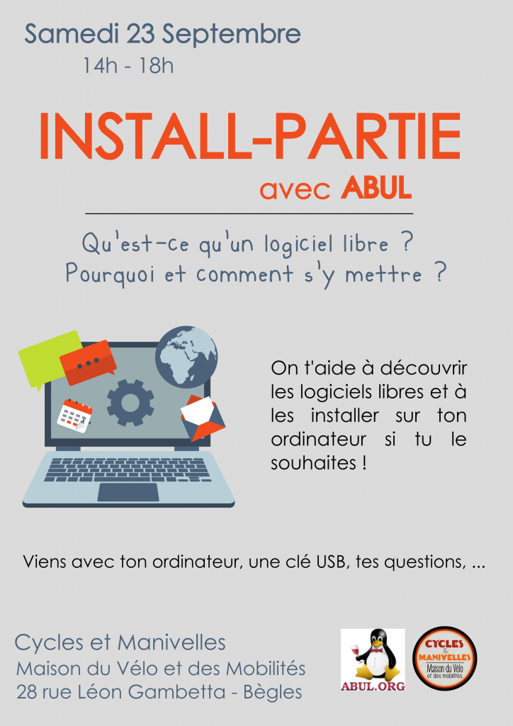 installpartie