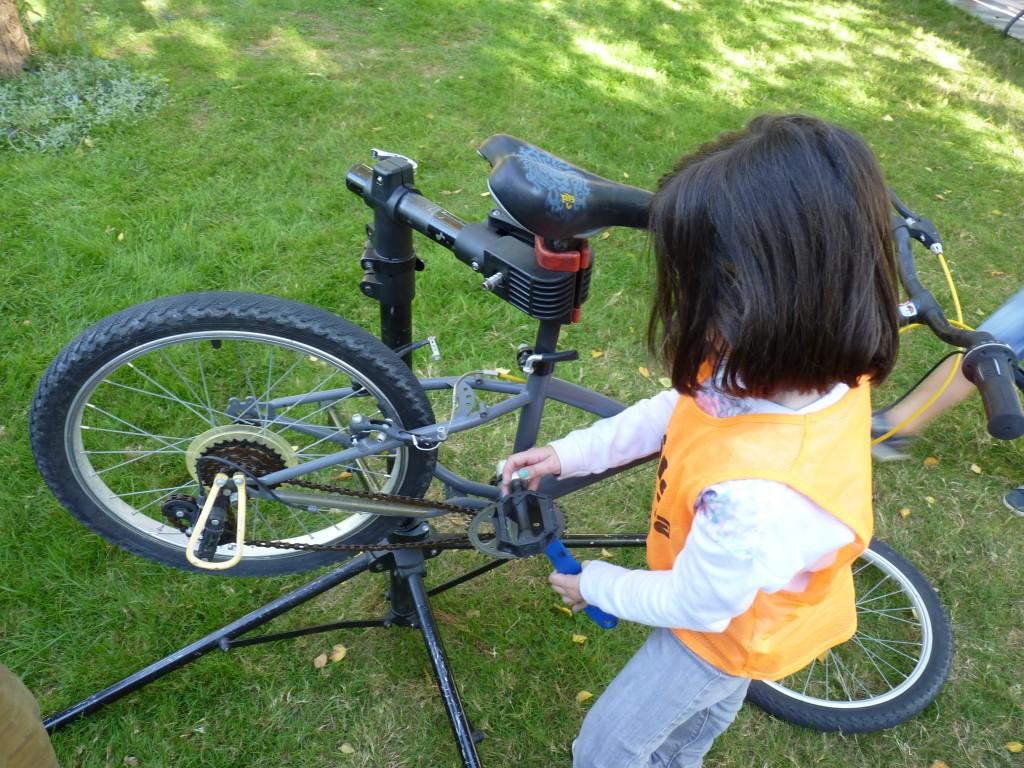 vélo begles