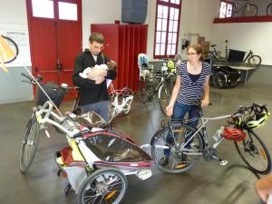 vélo remorque