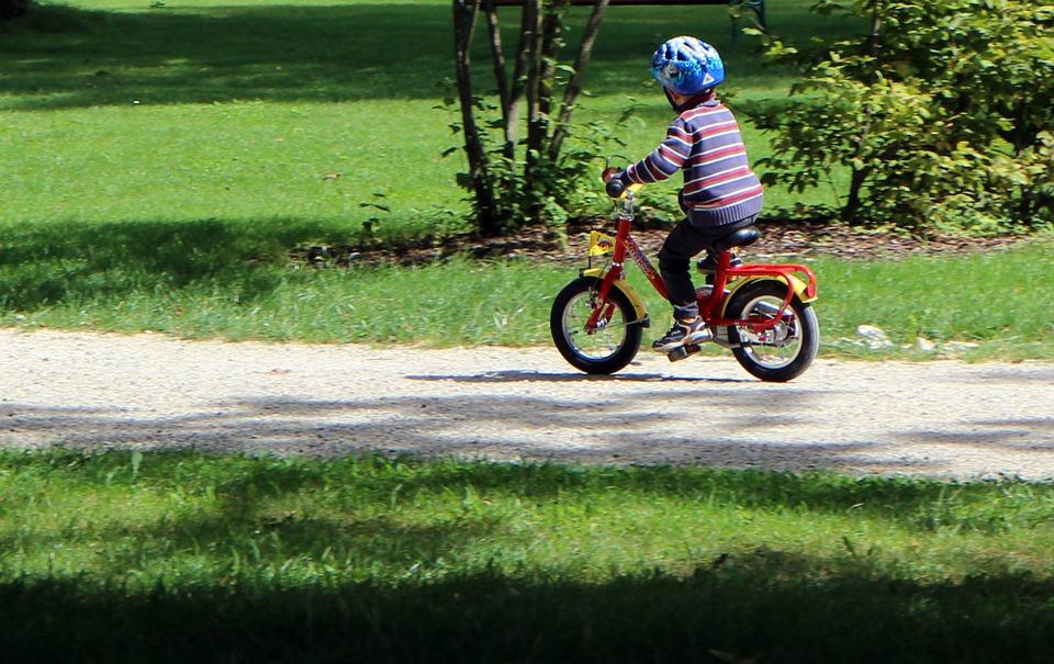 stage vélo enfant