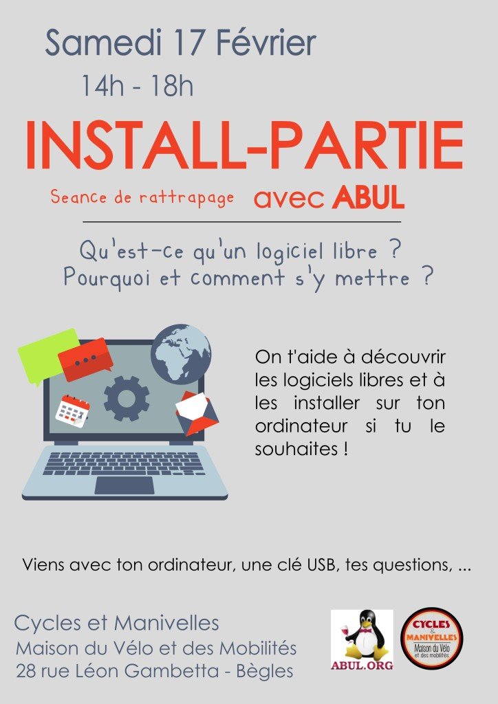 installparty visuel