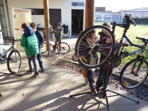 mécanique vélo enfants