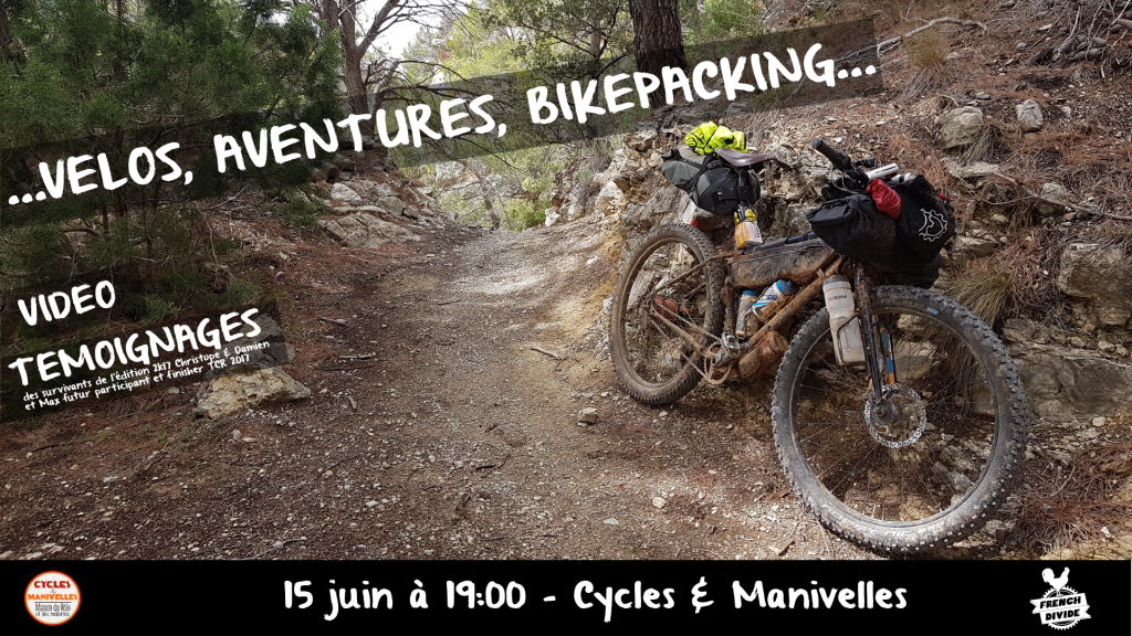 soiree bikepacking