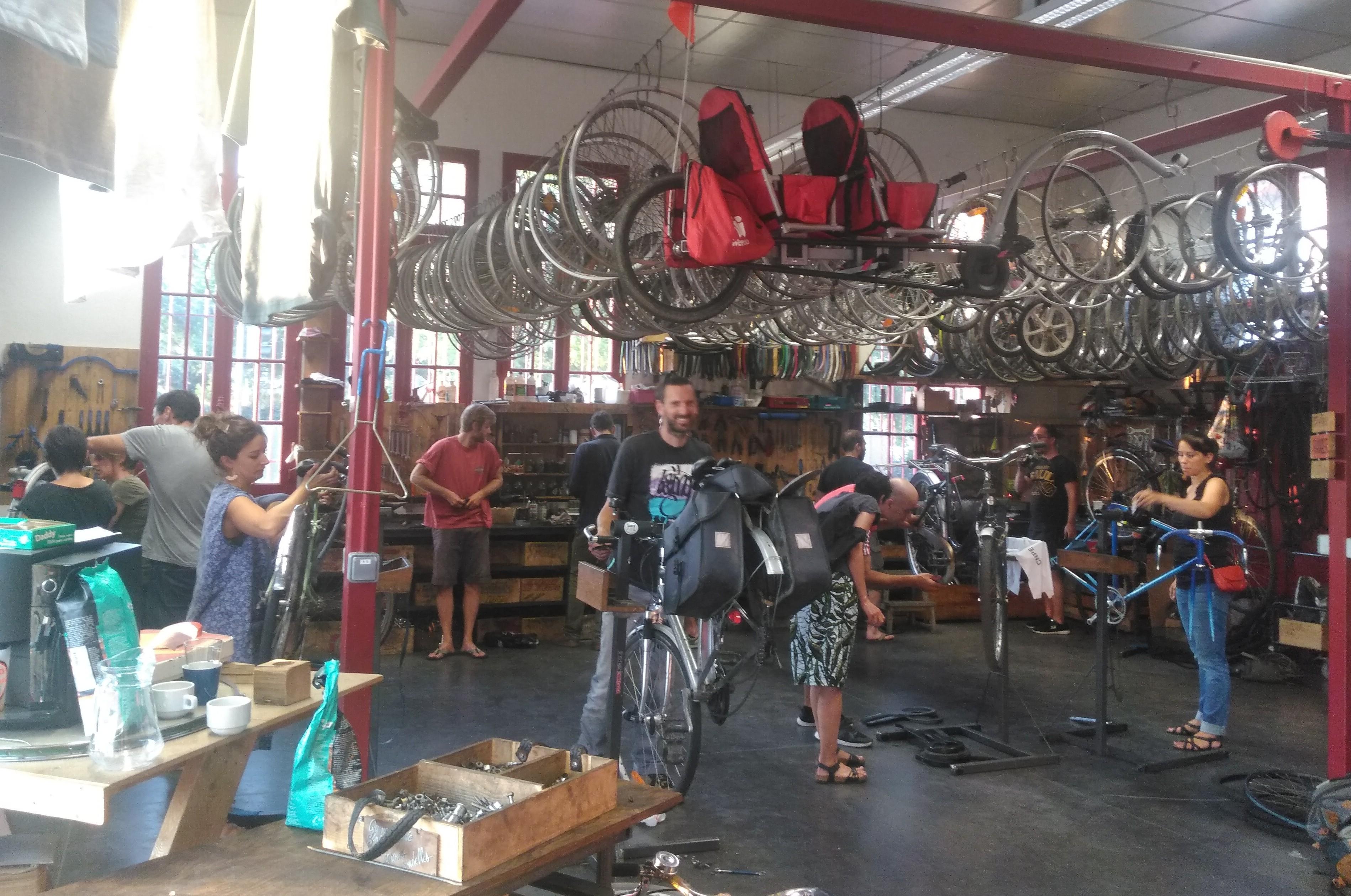 nocturne vélo atelier