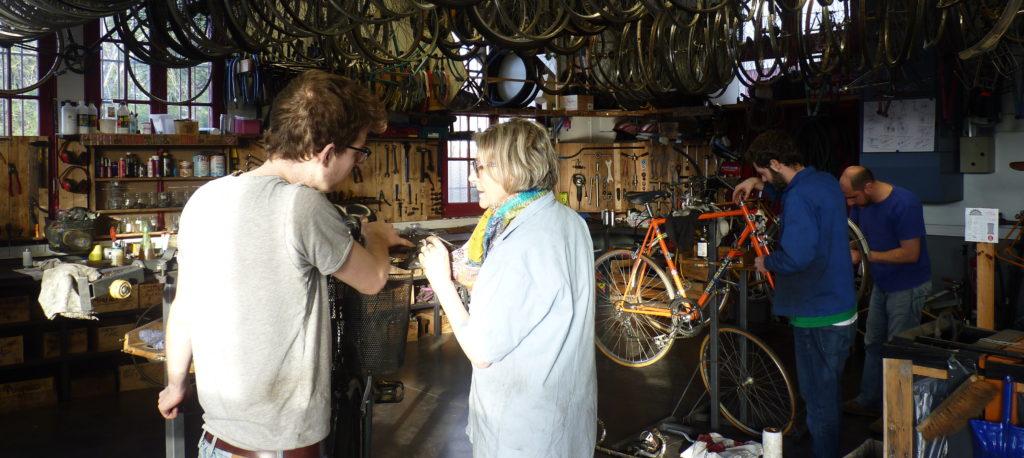 atelier vélo participatif