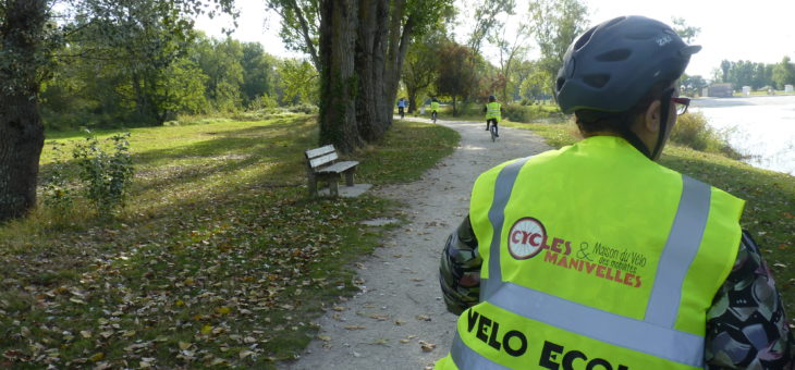 Vélo-école, fin de session !