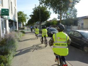 Vélo-école adultes @ Maison du Vélo et des Mobilités