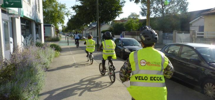 Prochaine session de vélo-école adultes !