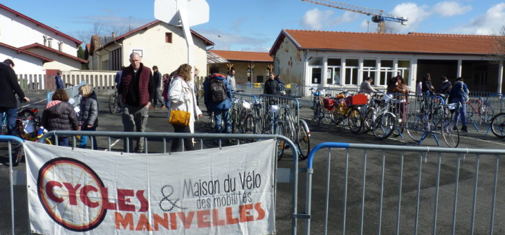 Bourse aux vélos #2