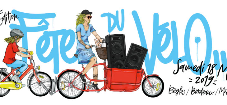 La Fête du Vélo à Bègles cette année !