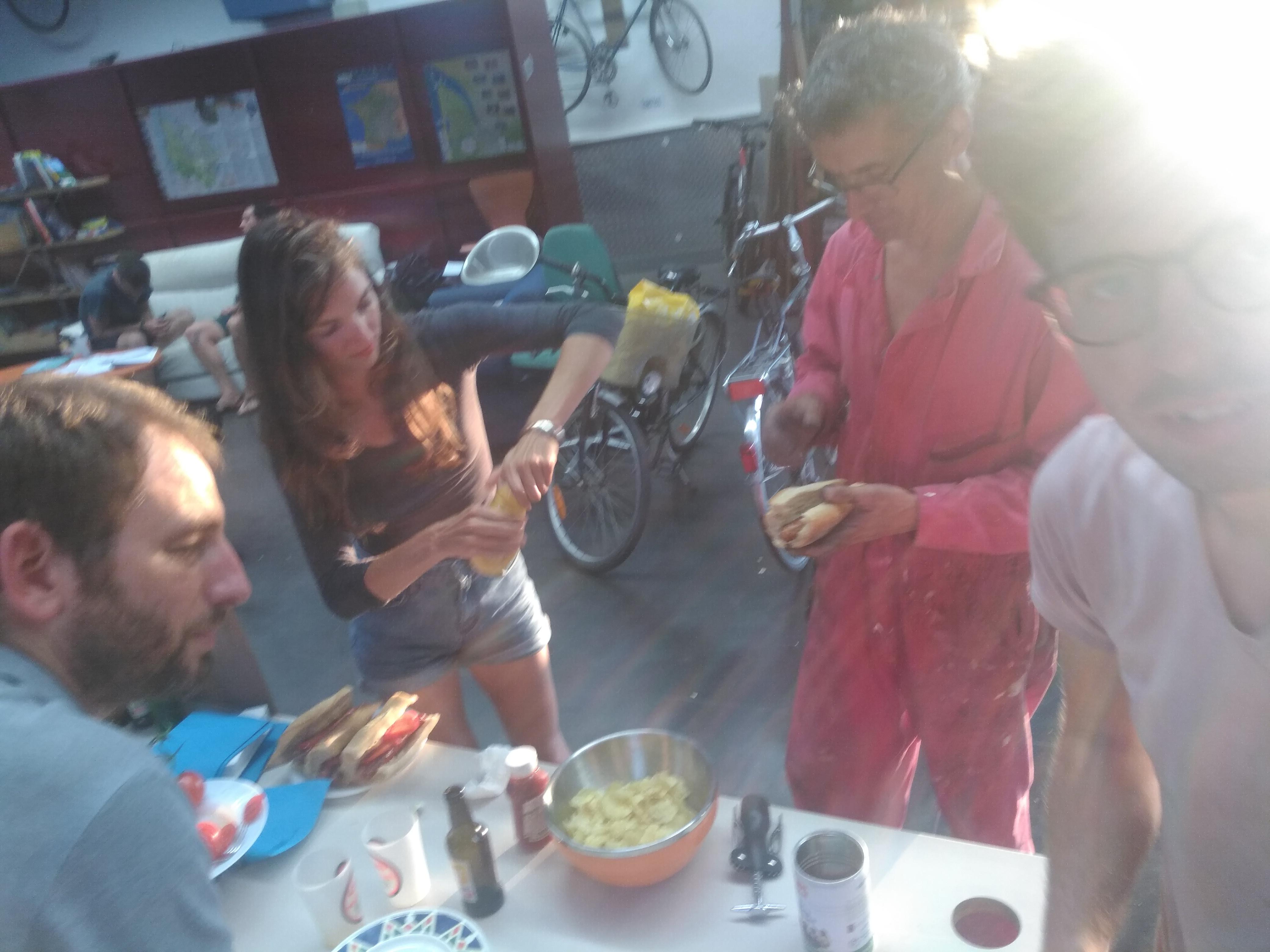 Nocturne #3 @ Maison du Vélo et des Mobilités