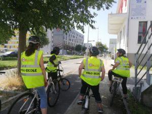 ANNULÉ // Vélo-école adultes