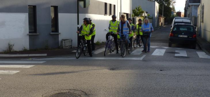 Nouvelle session de vélo-école adultes