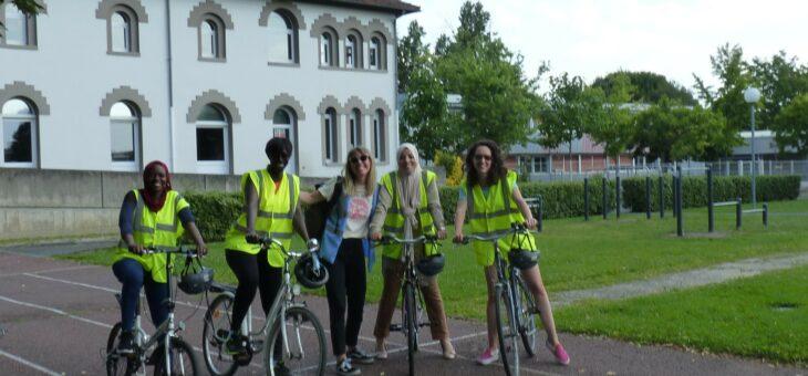 Vélo-école : Fin du stage !