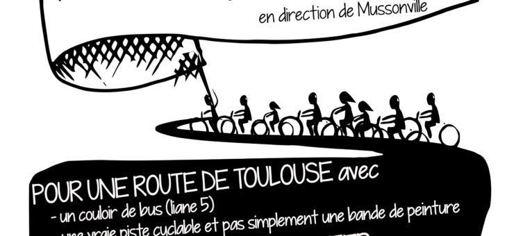 Appel à Manifestation Route de Toulouse